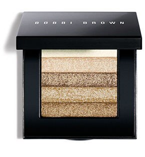 Shimmer Brick Compact - Beige